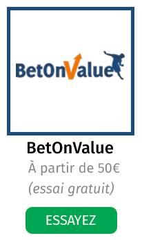 Parieur Pro Bet On Value Souscription