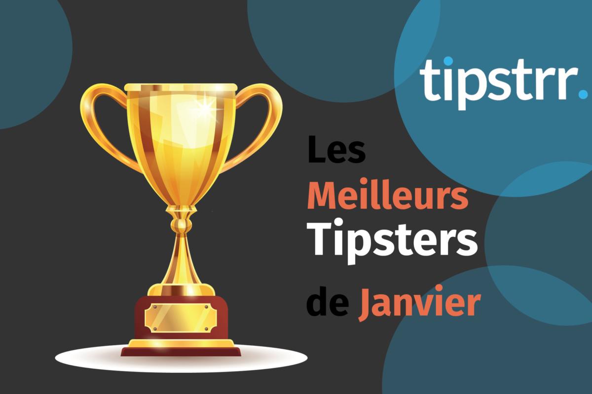 Les meilleurs tipsters de football sur Tipstrr Janvier 2021